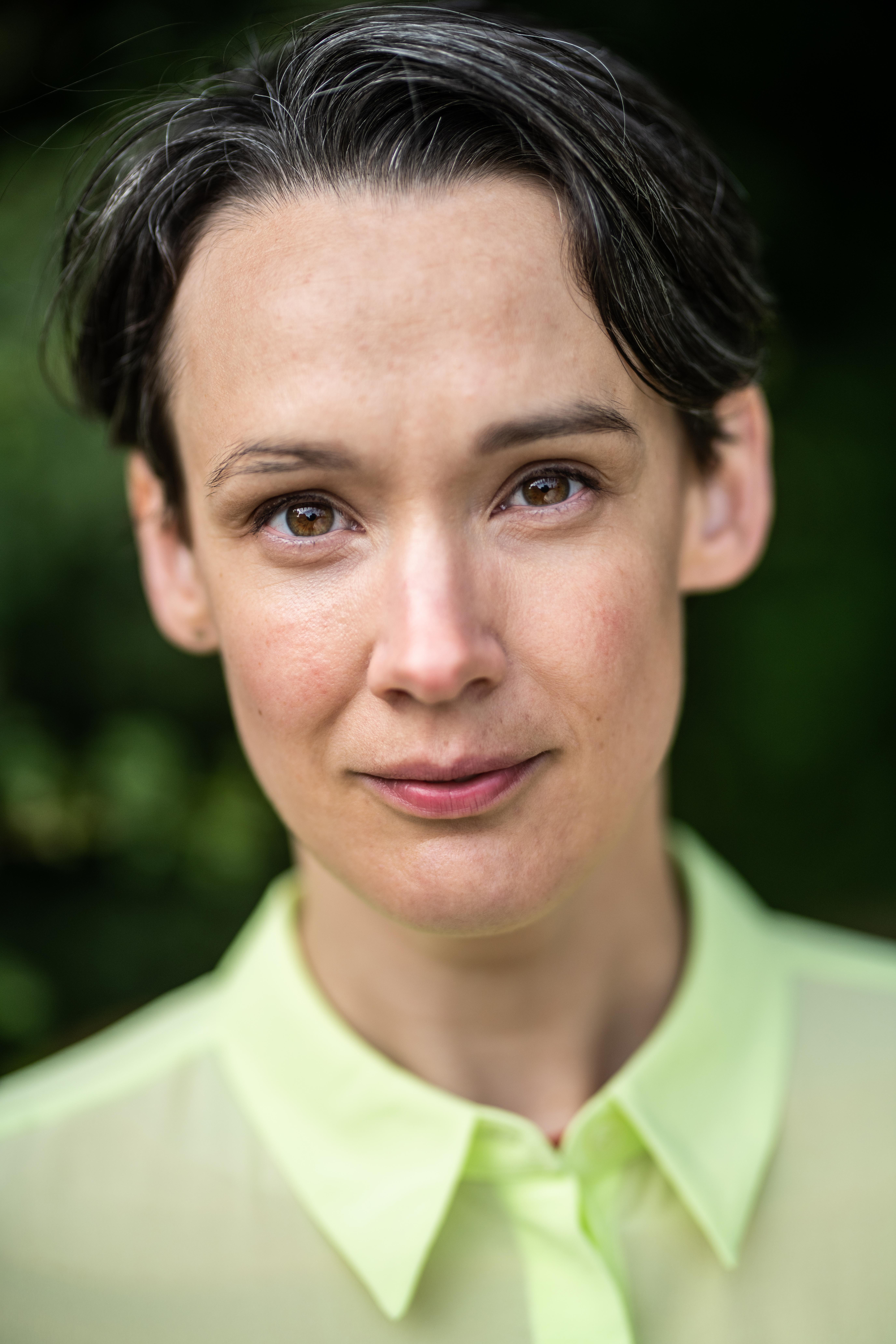 Anne van Veen. Foto: Bart Grietens