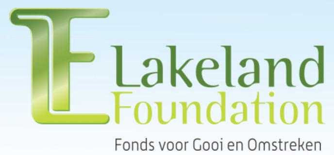 De Lakeland Foundation steunt kleinschalige projecten