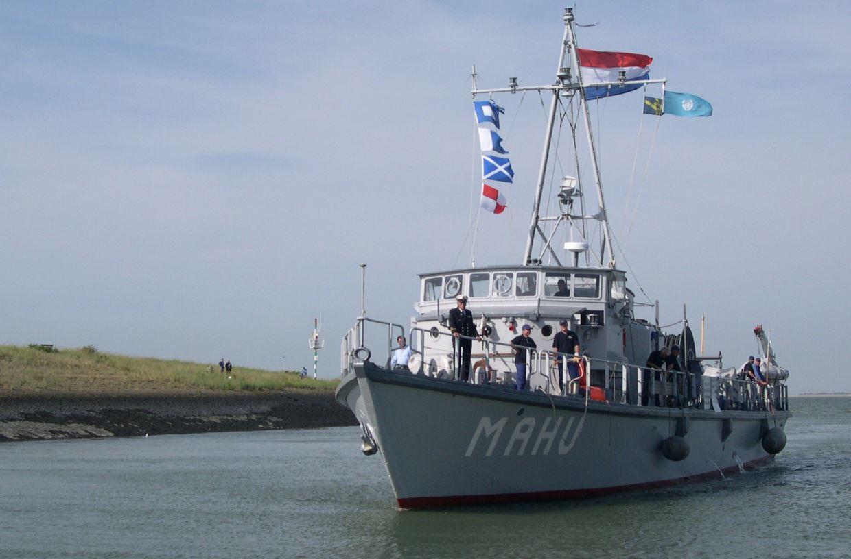De Mahu (Foto: Stichting Promotie Maritieme Tradities, Amsterdam)