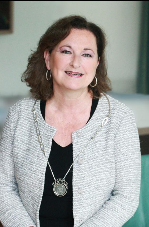 Burgemeester Joan de Zwart - Bloch